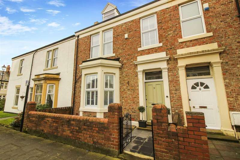 5 Bedrooms Terraced House for sale in Latimer Street, Tynemouth