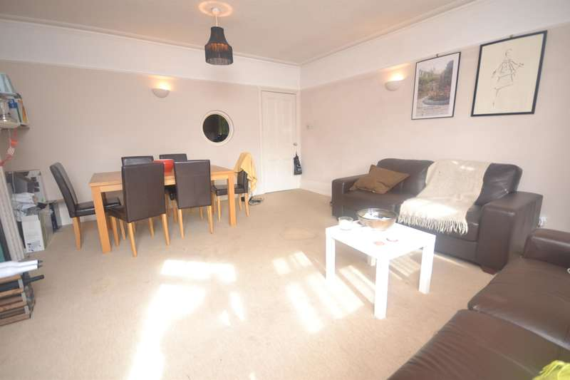 2 Bedrooms Flat for sale in Christchurch Road, Reading, RG2 7AP