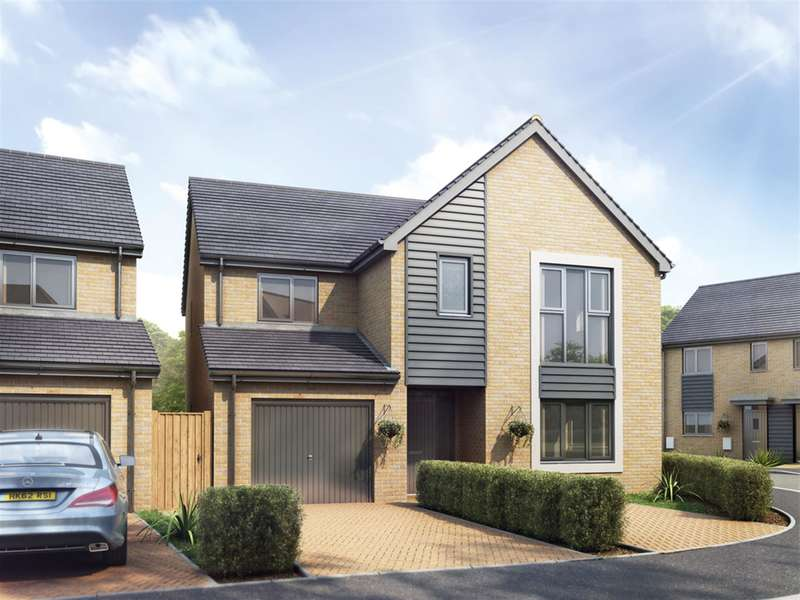 5 Bedrooms Detached House for sale in 12 Wyatt Close, Dursley, GL11 4FB