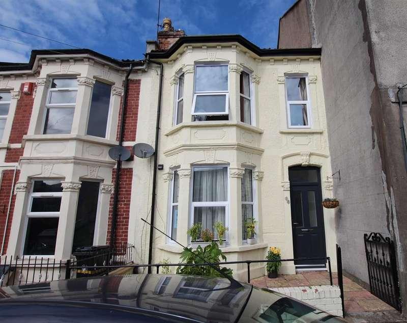 3 Bedrooms Terraced House for sale in Greenbank Road, Greenbank, Bristol, BS5 6EZ