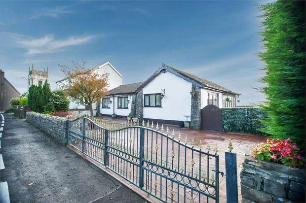 4 Bedrooms Detached House for sale in Tyllwyd, Llangynwyd, Maesteg, Mid Glamorgan