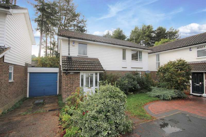 3 Bedrooms Detached House for rent in Southwold, Bracknell