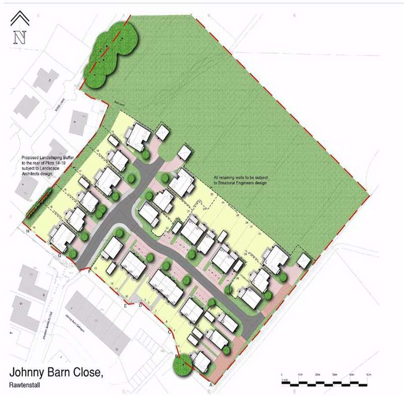 4 Bedrooms Land Commercial for sale in Johnny Barn, Rossendale, Lancashire, BB4