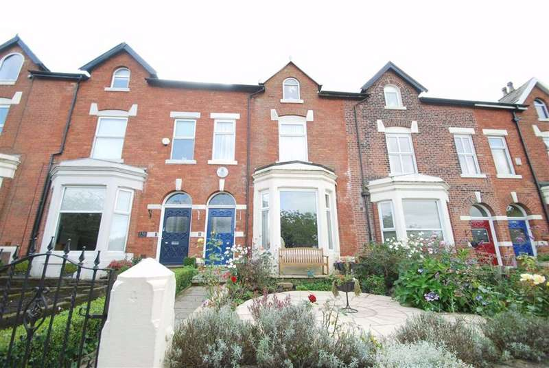 4 Bedrooms Terraced House for sale in Chesham Road, Chesham, Bury