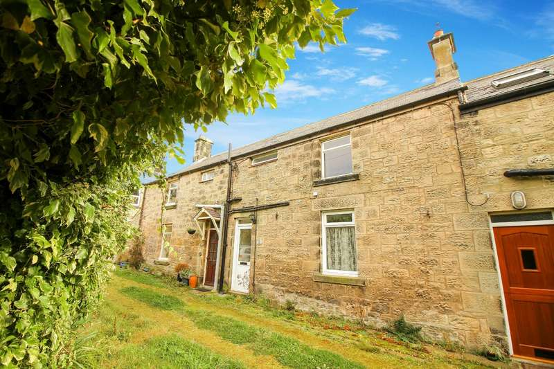 2 Bedrooms Terraced House for sale in The Lane, Glanton, Alnwick