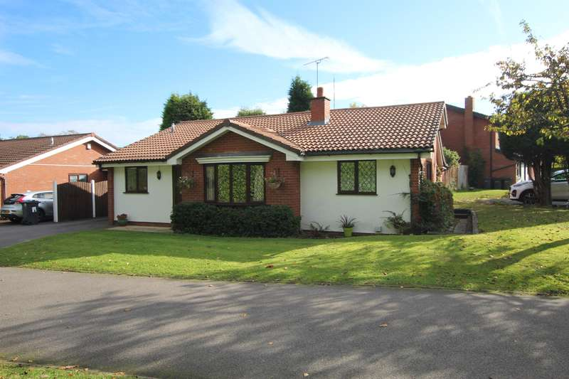 4 Bedrooms Detached Bungalow for sale in Lydia Croft, Four Oaks, Sutton Coldfield, B74 4XD