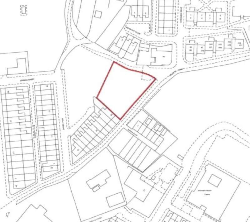 Land Commercial for sale in Land Adjacent to 69 Valletts Lane, Bolton, Lancashire