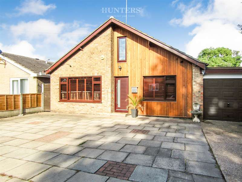3 Bedrooms Detached House for sale in Bycroft Road, Morton, Gainsborough, DN21 3BU