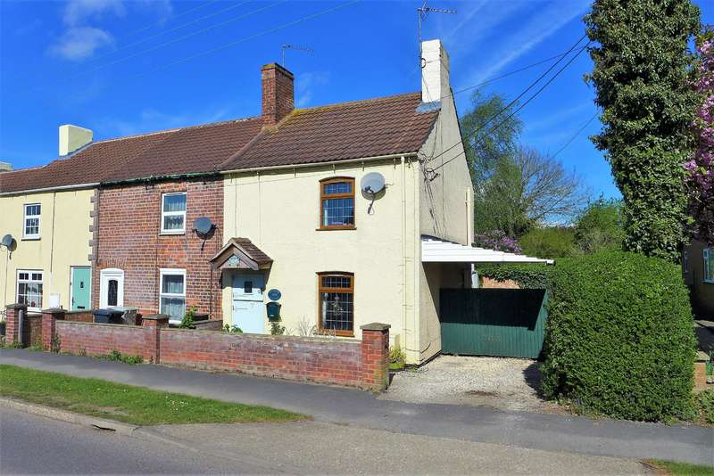 2 Bedrooms Cottage House for sale in Witham Road, Woodhall Spa, LN10 6RA