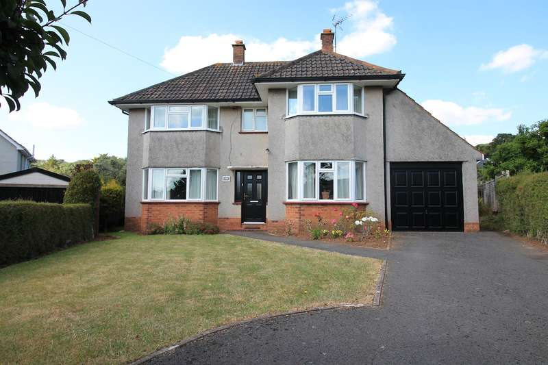 3 Bedrooms Detached House for sale in Wrington Road, Congresbury, North Somerset, BS49 5AN