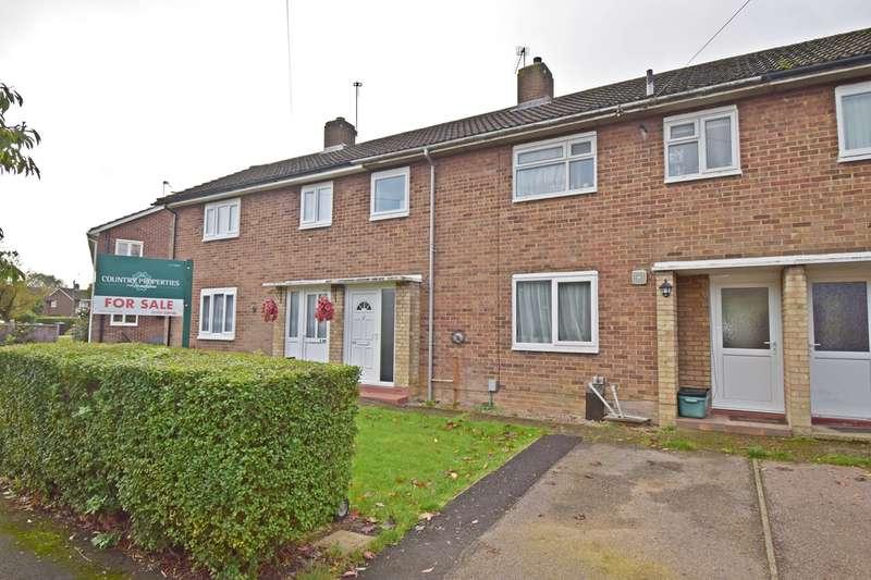 3 Bedrooms Terraced House for sale in Knella Road, Welwyn Garden City, AL7