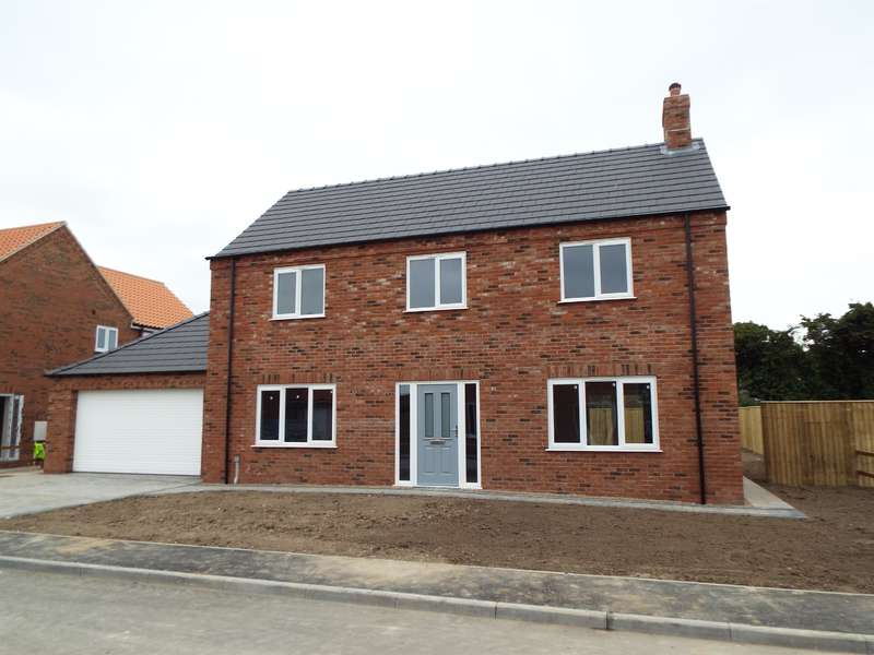4 Bedrooms Detached House for sale in Plot Six, Stoneleigh Farm, Maltby Le Marsh LN13 0JP