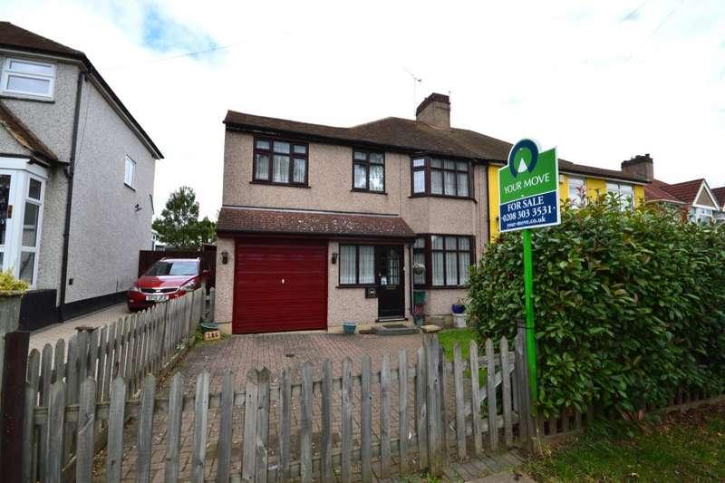4 Bedrooms Semi Detached House for sale in Watling Street, Bexleyheath, Kent, DA6