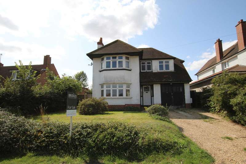 3 Bedrooms Detached House for sale in Upper Woodcote Road, Caversham Heights