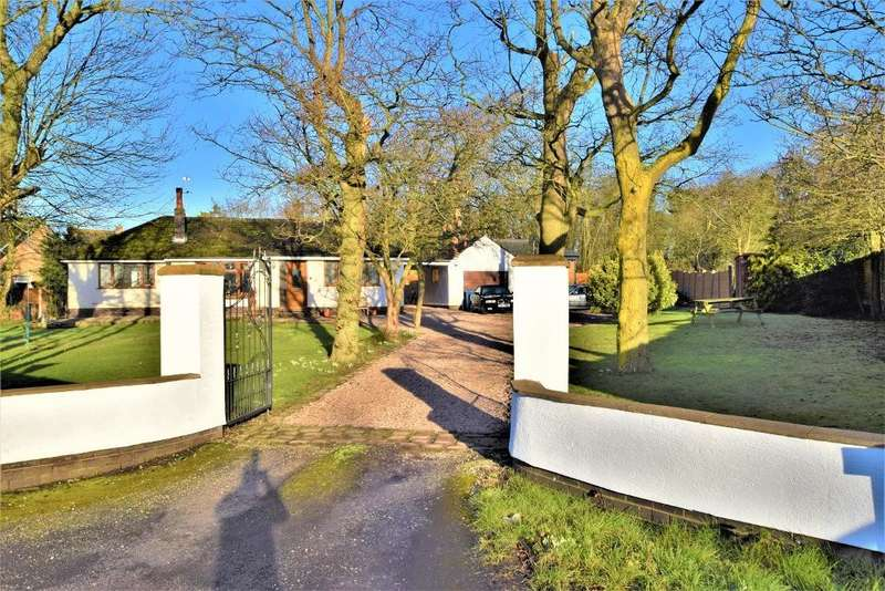4 Bedrooms Detached Bungalow for sale in West End Lane, Warton