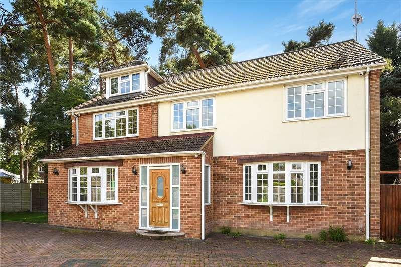 4 Bedrooms Detached House for rent in Nine Mile Ride, Finchampstead, Wokingham, Berkshire, RG40