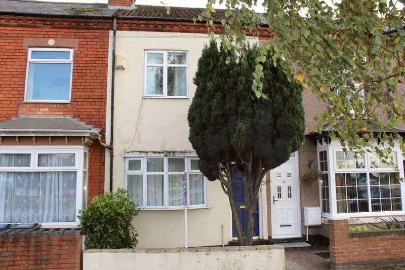 3 Bedrooms Terraced House for sale in Church Road, Yardley, Birmingham, B25