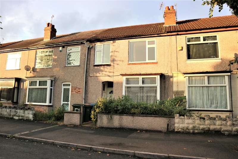 3 Bedrooms Terraced House for sale in 51 Lindley Road, Stoke Green, Coventry
