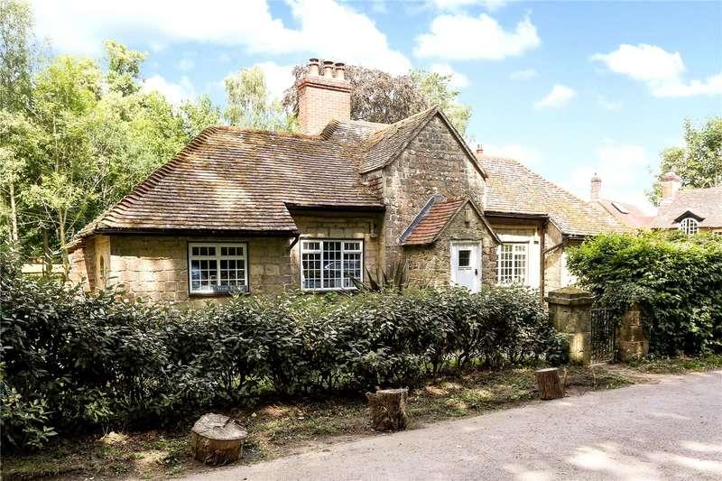 3 Bedrooms Detached Bungalow for sale in Stedham, Midhurst, West Sussex, GU29