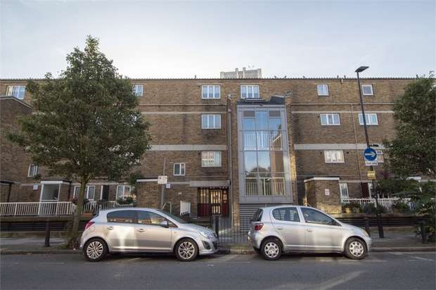 2 Bedrooms Flat for sale in Cable Street, London