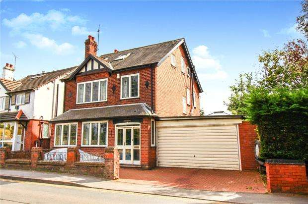 4 Bedrooms Detached House for sale in Borrowell Lane, Kenilworth, Warwickshire