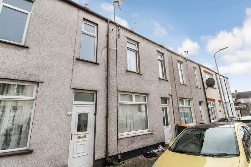 2 Bedrooms Terraced House for sale in Henson Street, Newport, NP19