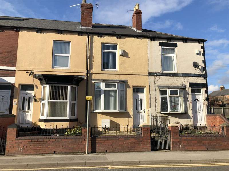 2 Bedrooms Terraced House for rent in Midland Road, Barnsley