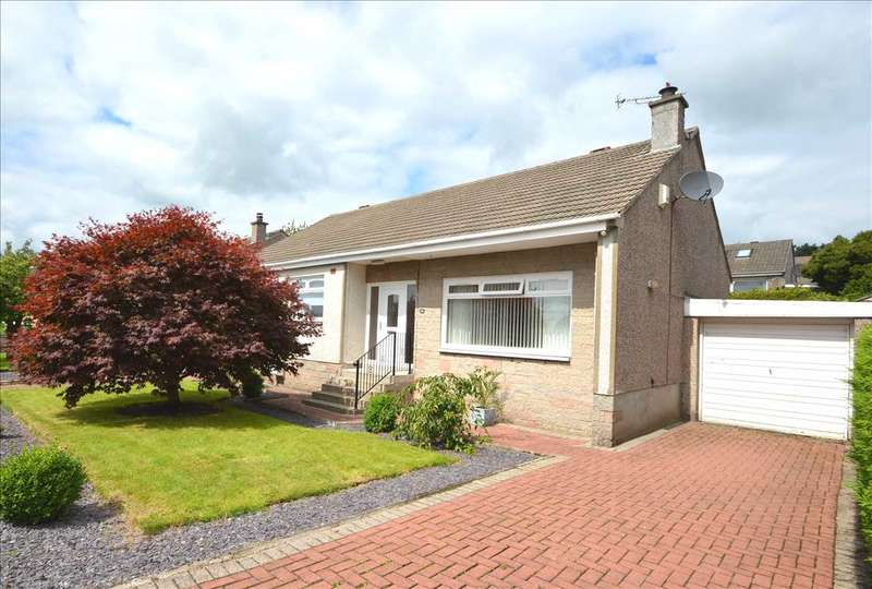 3 Bedrooms Bungalow for sale in Cherrytree Place, Strathaven