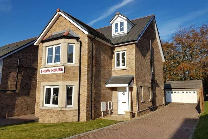 5 Bedrooms Detached House for sale in Cleghorn Lea, Lanark, ML11