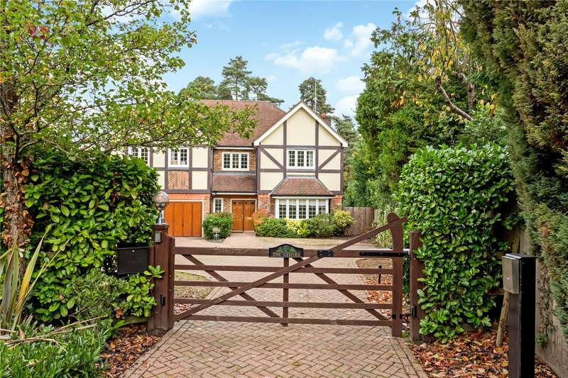 6 Bedrooms Detached House for sale in Monks Drive, Ascot, Berkshire, SL5