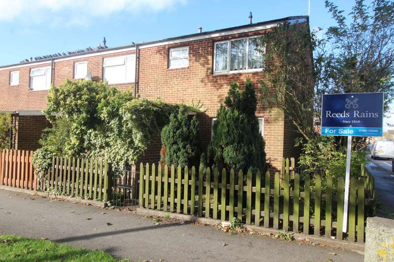 3 Bedrooms End Of Terrace House for sale in Victor Street, Hull, HU9