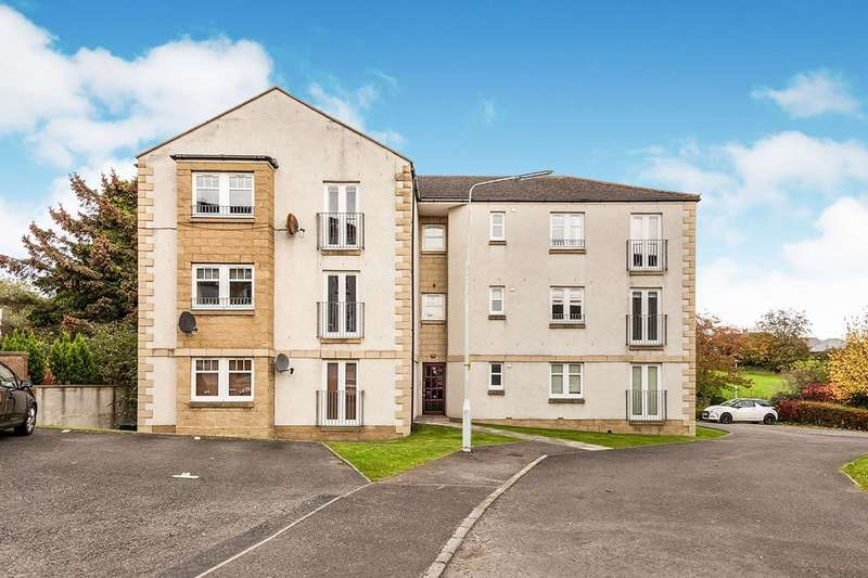 2 Bedrooms Apartment Flat for sale in Merchants Way, Inverkeithing, Fife, KY11