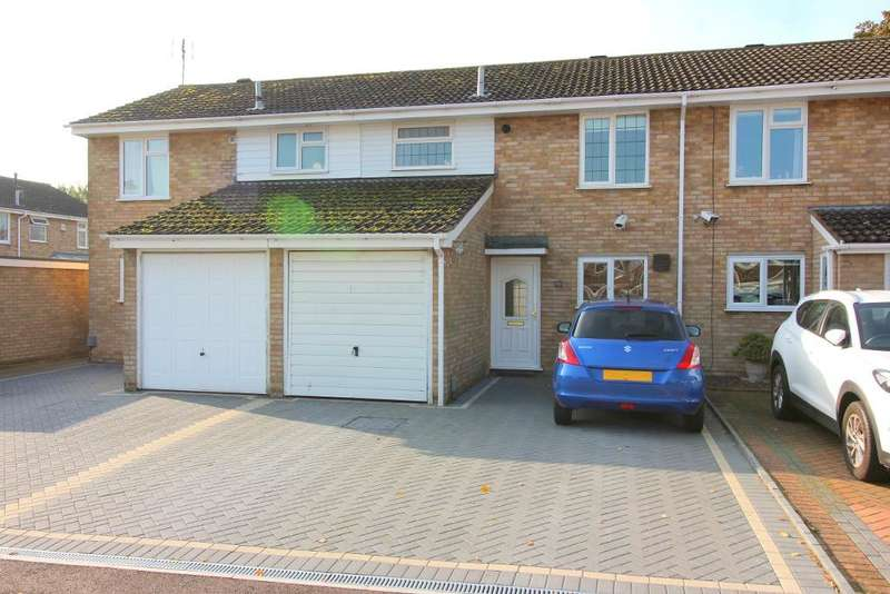 3 Bedrooms Terraced House for sale in Buckingham Drive, Luton, Bedfordshire, LU2 9RB