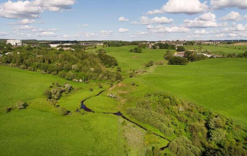 Farm Commercial for sale in Lot 6 East Tarbrax Farm, Shotts, North Lanarkshire, ML7