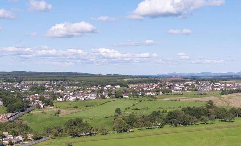 Farm Commercial for sale in Lot 8 East Tarbrax Farm, Shotts, North Lanarkshire, ML7