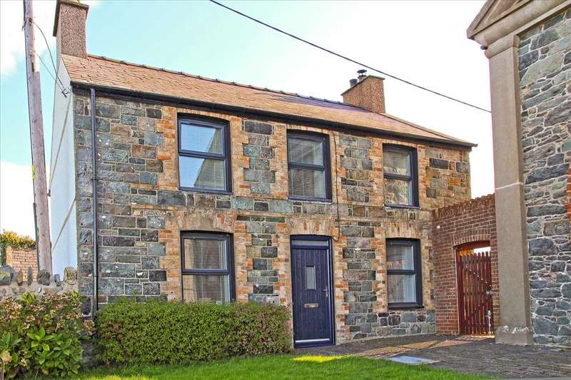 3 Bedrooms Detached House for sale in Ty Capel Cysegr, Caernarfon