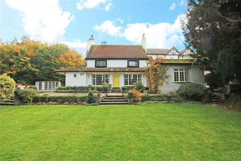 4 Bedrooms Link Detached House for rent in Thames Street, Sonning, Reading, Berkshire, RG4