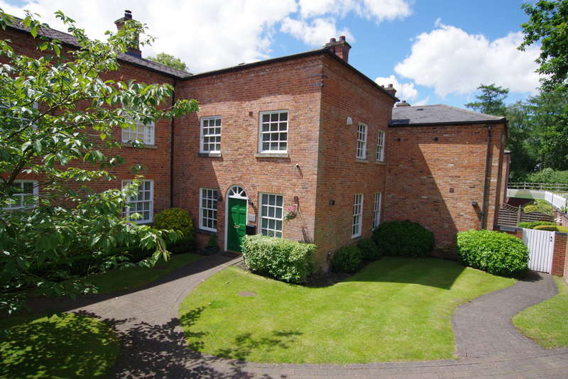 4 Bedrooms Mews House for sale in The Old Rectory, Admaston, Rugeley