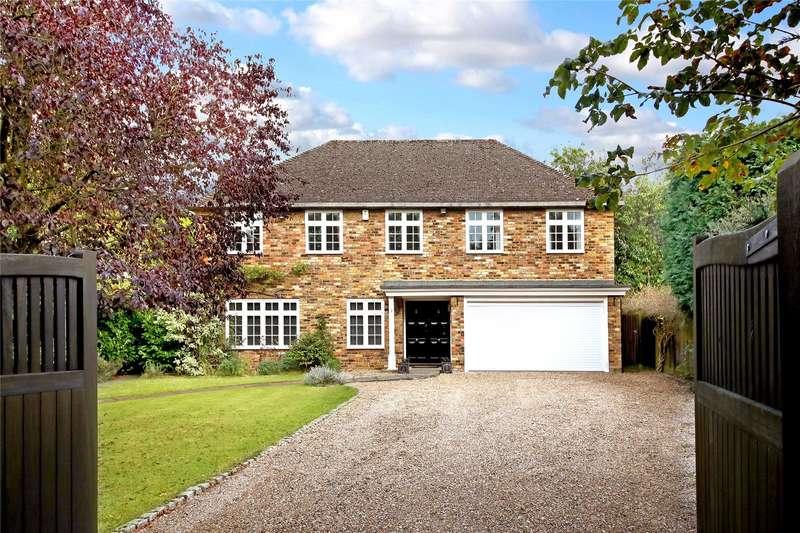 5 Bedrooms Detached House for sale in Latchmoor Way, Chalfont St Peter, Gerrards Cross, Buckinghamshire, SL9