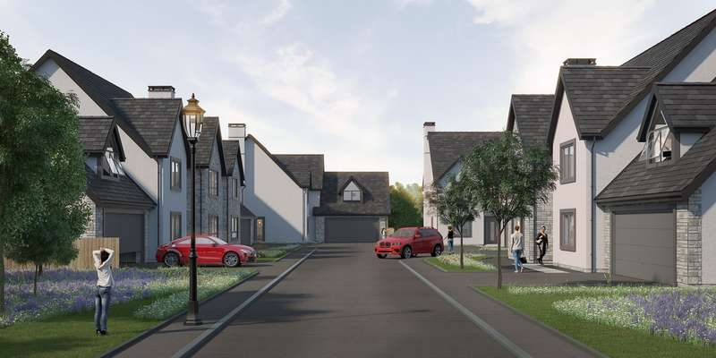 5 Bedrooms Detached House for sale in The Paddock, Caerphilly, Caerphilly, CF83