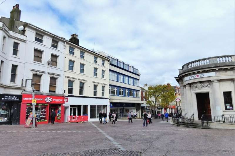 2 Bedrooms Flat for sale in Sandgate Road, Folkestone, CT20