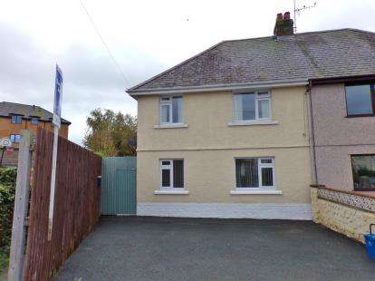 3 Bedrooms Semi Detached House for sale in Plas Newydd, Deganwy, Conwy, Conwy, LL31