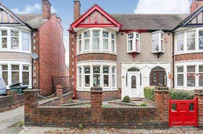 3 Bedrooms Terraced House for sale in Momus Boulevard, Copeswood, Coventry, West Midlands