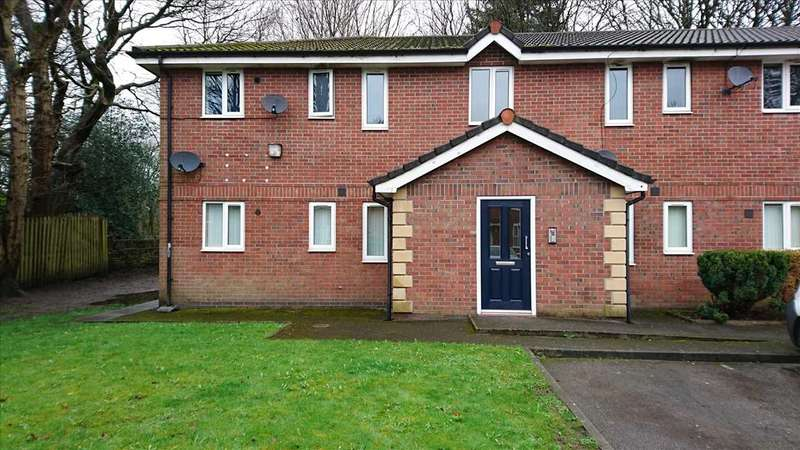 1 Bedroom Apartment Flat for sale in St Clements Court, Sandy Lane, Rochdale