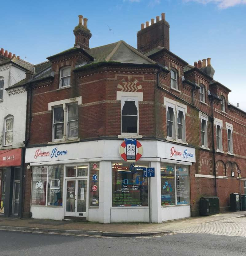 Commercial Property for sale in Christchurch Road, Bournemouth, Dorset, BH1 4AG