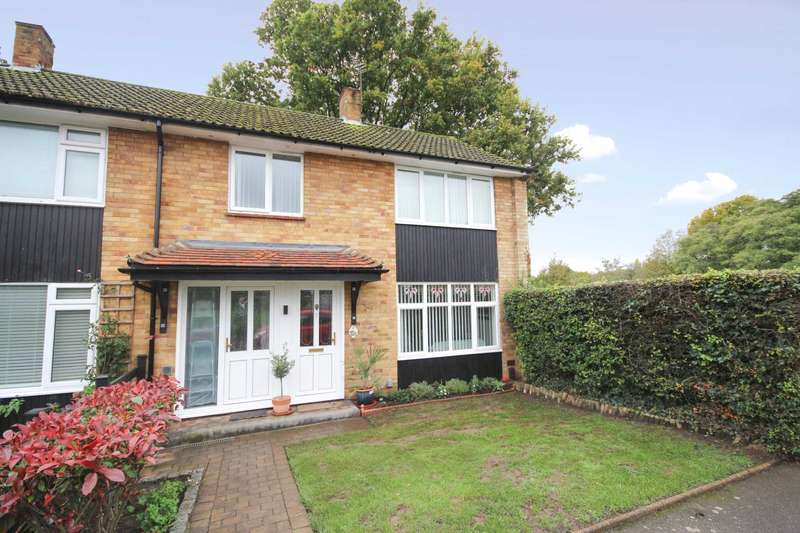 3 Bedrooms End Of Terrace House for sale in Calfridus Way, Bracknell