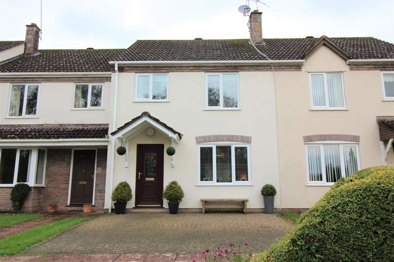 3 Bedrooms House for sale in Warwick Place, Thornbury, Bristol, BS35 1EZ