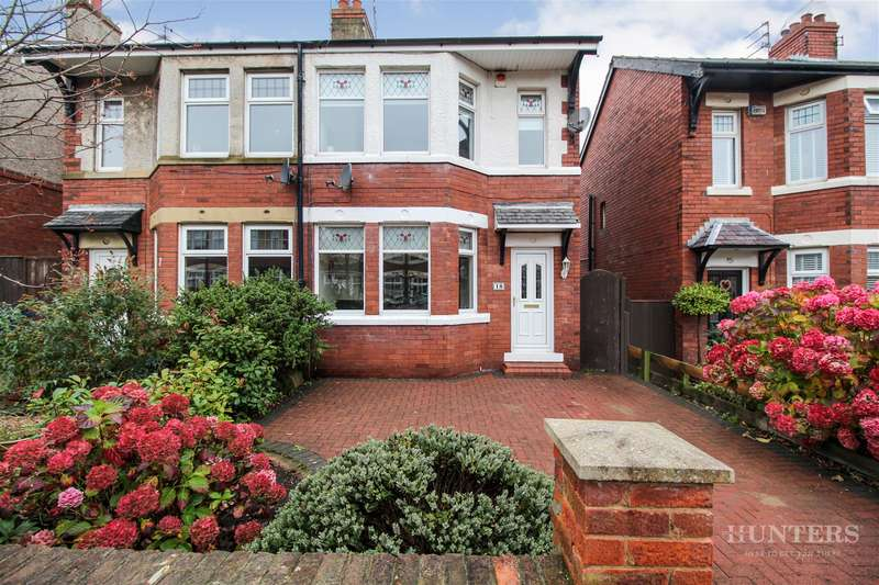 2 Bedrooms Semi Detached House for sale in Laindon Avenue, Fulwell, Sunderland, SR6 8HU