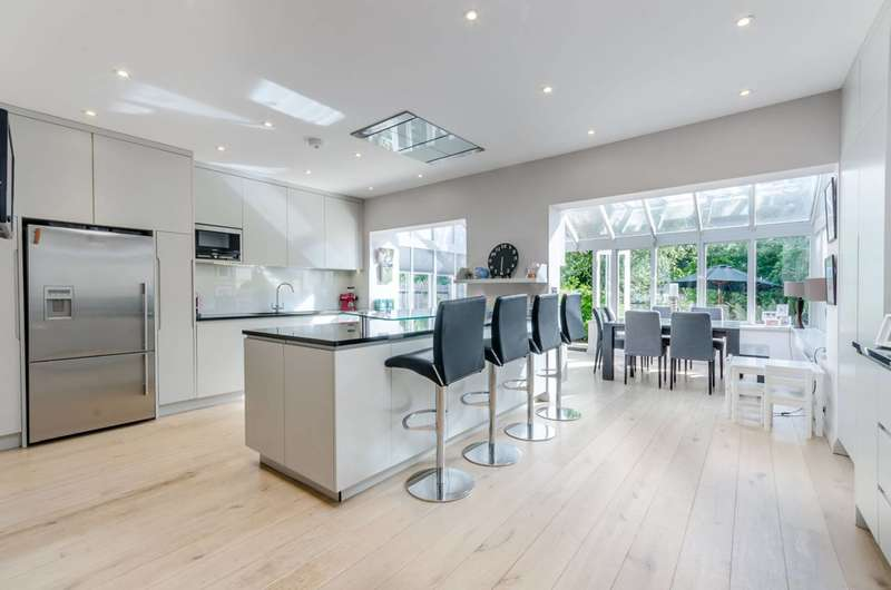 6 Bedrooms House for sale in Bolton Road, Chiswick, W4