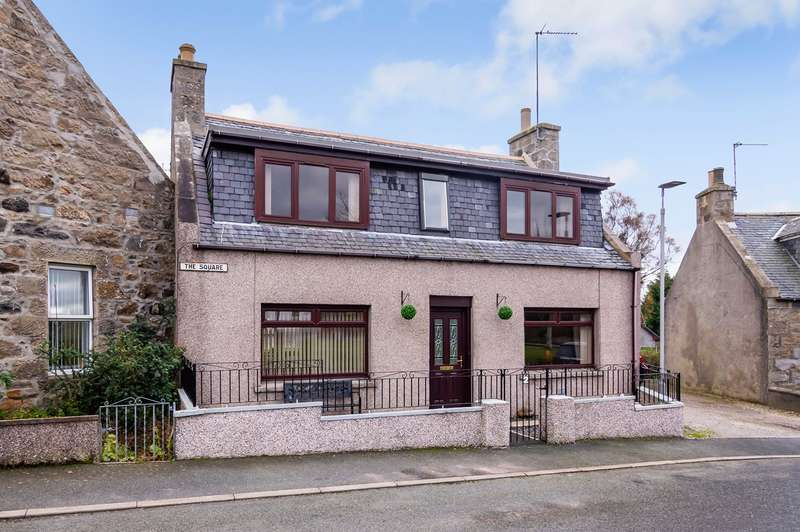 3 Bedrooms Detached House for sale in The Square, Fetterangus, Peterhead, AB42